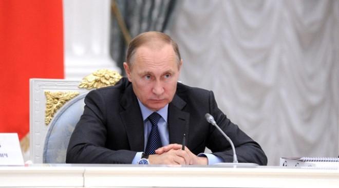 Tổng thống Nga Vladimir Putin vốn luôn ủng hộ Tổng thống Syria Bashar al Assad (Nguồn: RT)