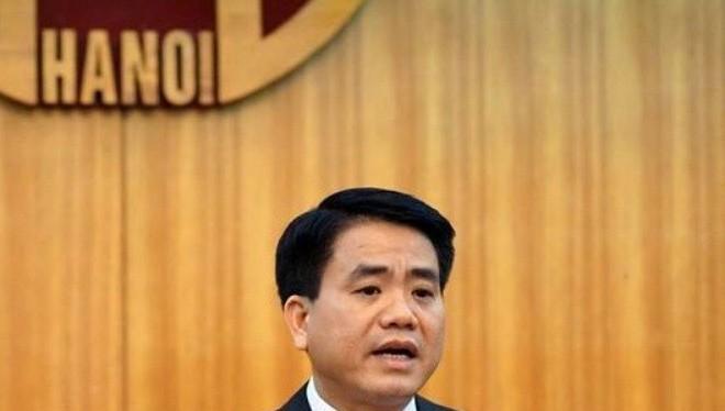 Thủ tướng phê chuẩn tướng Chung làm Chủ tịch Hà Nội