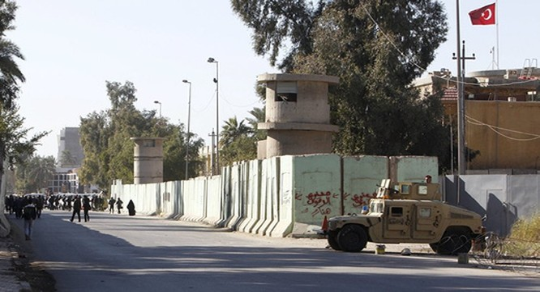 Thổ Nhĩ Kỳ giục công dân rời khỏi Iraq ngay lập tức. Ảnh: AP