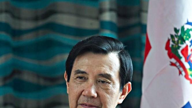 Nhà lãnh đạo Đài Loan Mã Anh Cửu sẽ không đến đảo Ba Bình ở Trường Sa - Ảnh: AFP