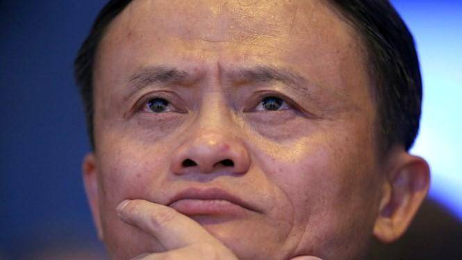Tỉ phú Jack Ma - Ảnh: Bloomberg