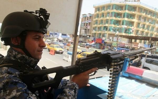 Một lính Thổ Nhĩ Kỳ tại Iraq. (Nguồn: AFP)