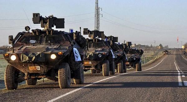 Thổ Nhĩ Kỳ từ chối rút quân theo yêu cầu của Ankara. (Ảnh: DPA)