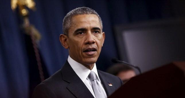 Tổng thống Obama lên tiếng cảnh cáo các lãnh đạo Nhà nước Hồi giáo Ảnh: Reuters