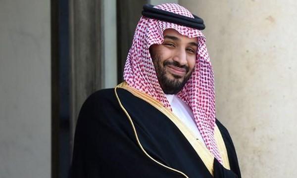 Phó Thái tử Mohammed bin Salman al-Saud của Ả Rập Saudi