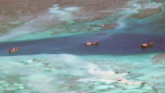 Phóng viên BBC sốc nặng vì ngư dân Trung Quốc