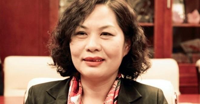 Bà Nguyễn Thị Hồng, Phó Thống đốc NHNN