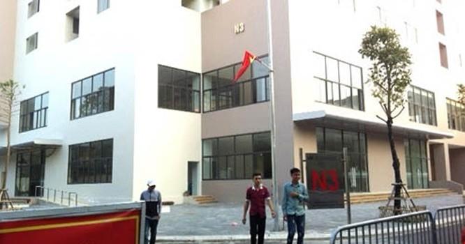 6 năm dự án cải tạo tập thể Nguyễn Công Trứ vẫn chưa thể bàn giao nhà.