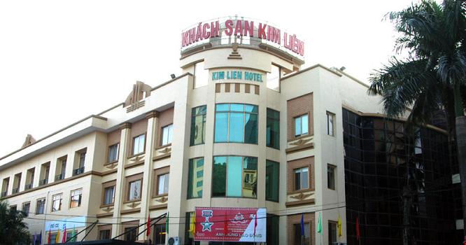 Kim Lien Tourism đang vận hành Khách sạn Kim Liên.