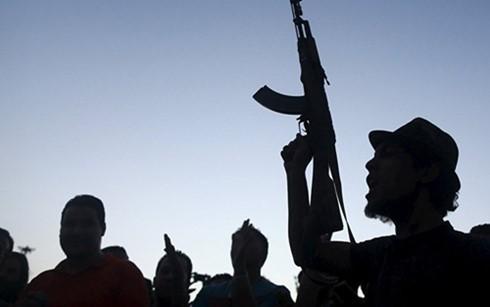 Sốc: Các phần tử cực đoan ăn cắp lượng lớn khí độc sarin ở Libya