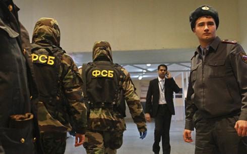 Nhân viên mật vụ FSB của Nga. Ảnh: RIA Novosti.