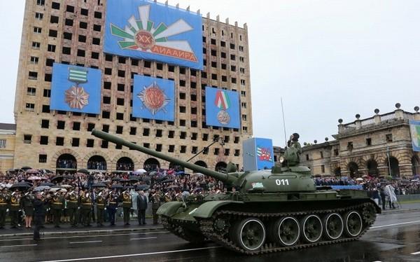 """Nga và Abkhazia sẽ có """"chung một quân đội"""""""