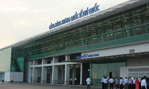 Sân bay Phú Quốc do ACV quản lý là một trong 6 sân bay quốc tế mà công ty của ông Hạnh Nguyễn đang kinh doanh.