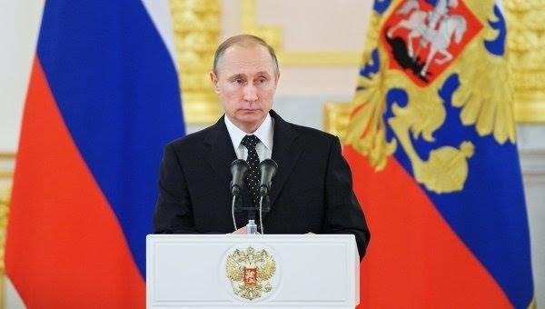 Nước Nga của Tổng thống Putin vẫn được dánh giá là hùng mạnh sau những biến cố.