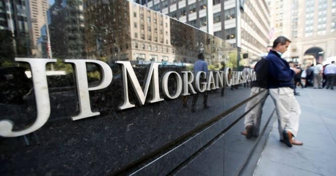 JP Morgan Chase của Mỹ bị phát hiện không đóng thuế cho Anh trong năm 2014. Ảnh: washtimes