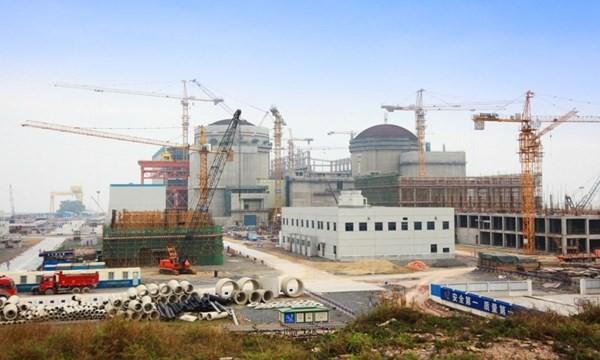 rung Quốc đang xây dựng rất nhiều nhà máy điện hạt nhân cùng lúc