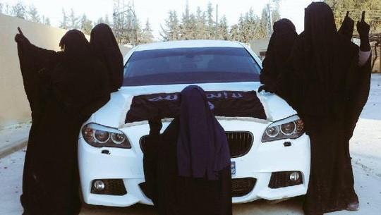 Al-Khansaa brigade thường ra tay tàn bạo đối với các bà mẹ. Ảnh: News.com.au