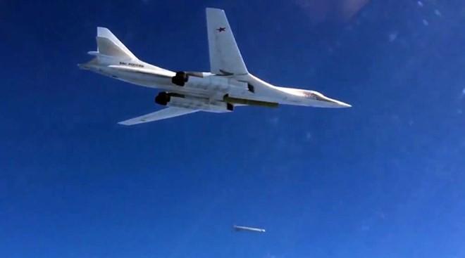 Không quân Nga tiến hành 5.200 đợt tấn công ở Syria.