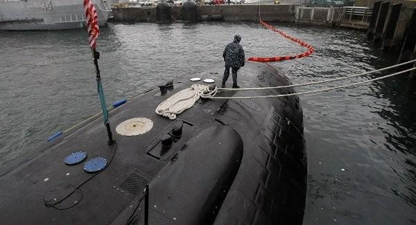 Mỹ đưa tàu ngầm tấn công nhanh tới Nhật Bản