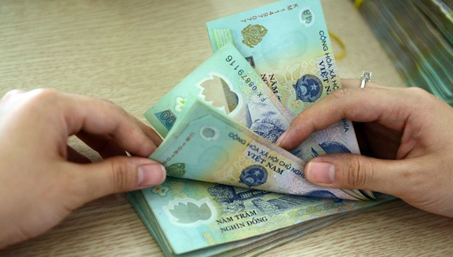 Số tiền nợ cần trả trong năm 2016 là 155.000 tỷ đồng. Ảnh: Anh Tuấn.