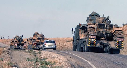 Iraq đẩy lùi IS khỏi trung tâm TP Ramadi. Ảnh: AP