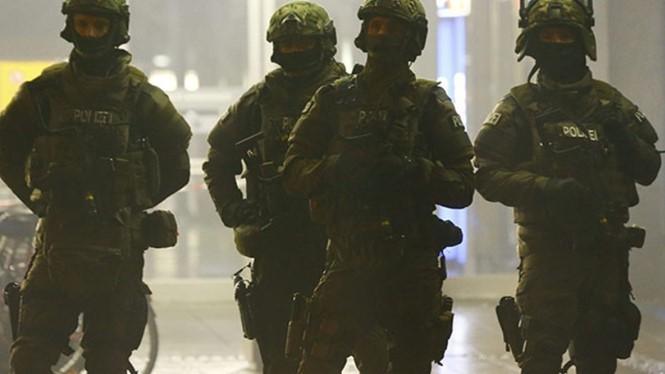 6 thành viên IS định đánh bom liều chết ở Munich lúc giao thừa
