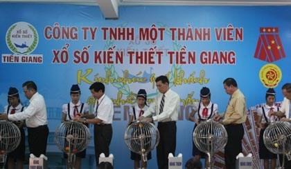 """Người có """"lương khủng"""" tại Công ty Xổ số Tiền Giang: 730 triệu đồng/năm"""