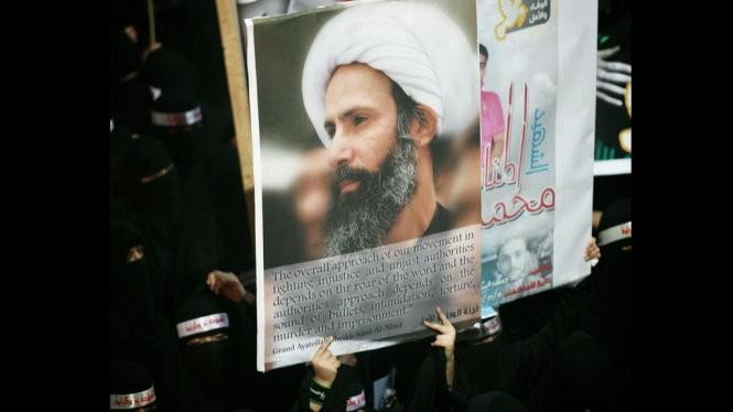 Iran nói Saudi Arabia sẽ trả giá đắt khi xử tử ông Sheikh Nimr al-Nimr - Ảnh: AP