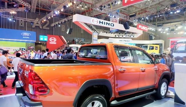 Những dòng xe bán tải (pick-up) được nhập khẩu ở thị trường Thái Lan có thể sẽ không giảm giá -Ảnh minh họa: Quốc Hùng