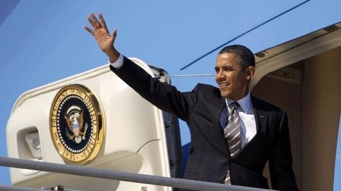 Tổng thống Obama có thể thăm Việt Nam vào tháng 5. Ảnh: New York Times