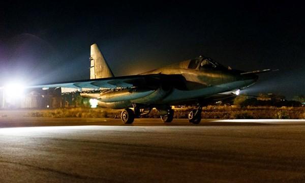 Máy bay ném bom Nga sẵn sàng xuất kích