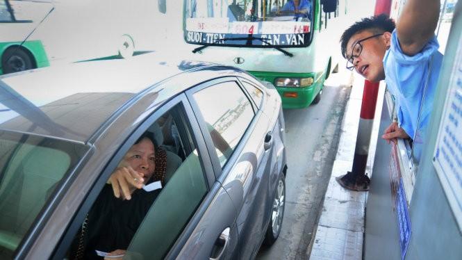 'Không tăng phí đường bộ sẽ vỡ phương án tài chính'