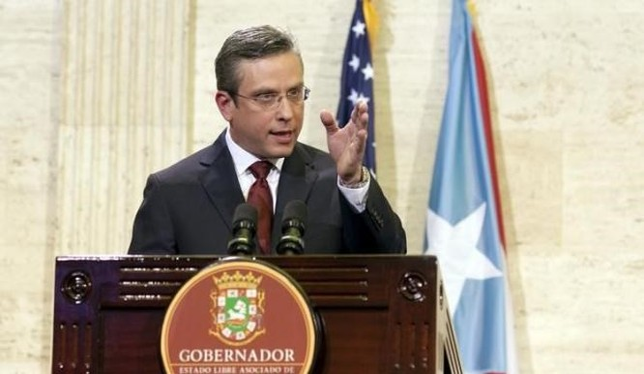Thống đốc Puerto Rico Alejandro Garcia Padilla. (Ảnh: Reuters)