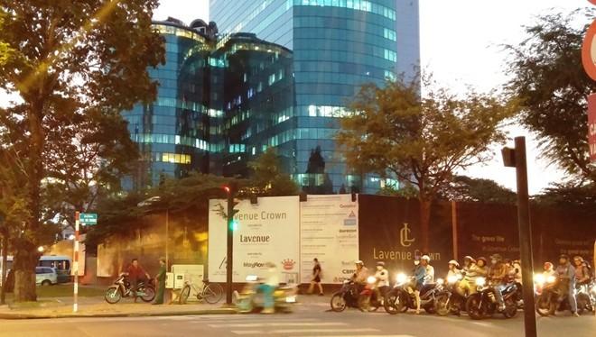 Khu đất 'vàng' 3.300 m2 ở Sài Gòn được bán giá 1.430 tỷ