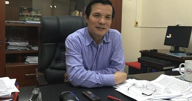 Ông Hồ Ngọc Sỹ, GĐ Sở NN&PTNT Nghệ An.