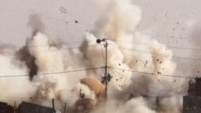 265 tên IS bị tiêu diệt tại Ramadi và Baghdadi - Ảnh: ABNA