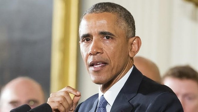 Tổng thống Mỹ B.Obama.