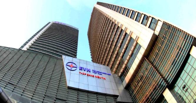 Trụ sở Tập đoàn Điện lực Việt Nam. Ảnh: TL