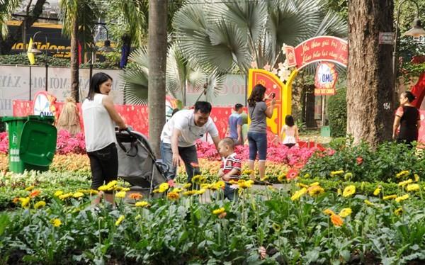 Việt Nam là nước xếp thứ 5 thế giới về cuộc sống hạnh phúc nhất, theo điều tra của Viện Gallup (Mỹ) năm 2015 - Ảnh: Kim Dung