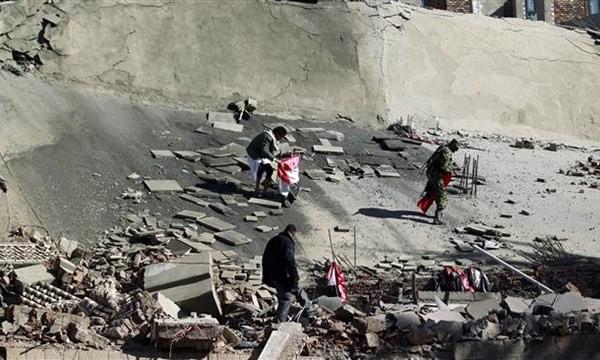 Yemen tồi tàn sau các cuộc không kích của Ả Rập Saudi.