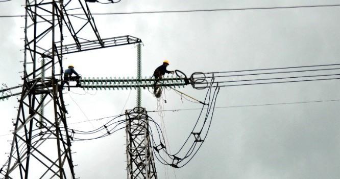 Dự kiến năm 2016 EVN sẽ mua 1,2 tỷ kWh điện từ Trung Quốc. Ảnh: TL