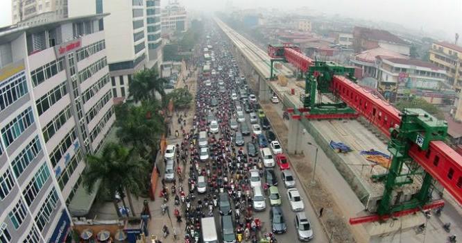 Bên cạnh cáccơ sở công nghiệp gây ô nhiễm, trong năm 2016, Hà Nội cũng sẽ di dời các bệnh viện, cơ sở giáo dục đại học và các cơ quan khỏi nội thành. Ảnh minh họa.