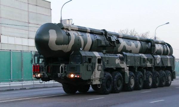 Nga sẽ biên chế thêm 5 trung đoàn tên lửa hạt nhân mới trong năm 2016