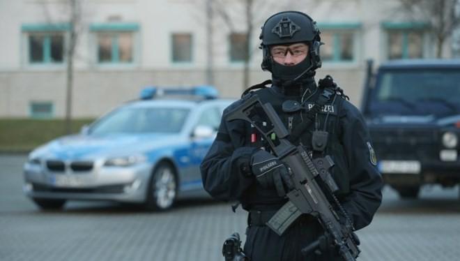 Cảnh sát Đức. (Nguồn: Ibtimes)