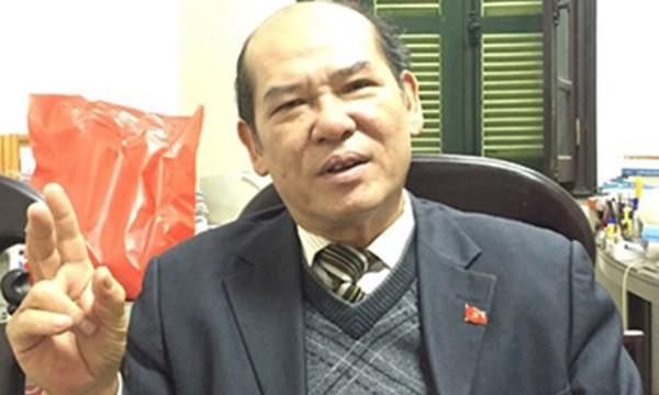 Ông Nguyễn Đức Hà, Vụ trưởng, Ban Tổ chức T.Ư