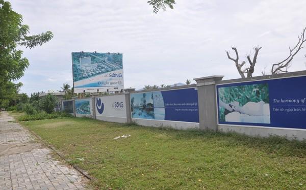 Nhiều dự án bị bỏ hoang bởi không có tiền để đầu tư.