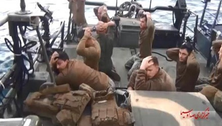 Quân đội Mỹ cung cấp 'chi tiết' vụ Iran bắt giữ thủy thủ.