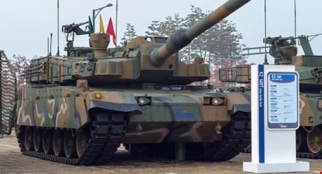 Mẫu xe tăng Báo Đen K2 của Hàn Quốc được đánh giá là xe tăng đắt tiền nhất thế giới