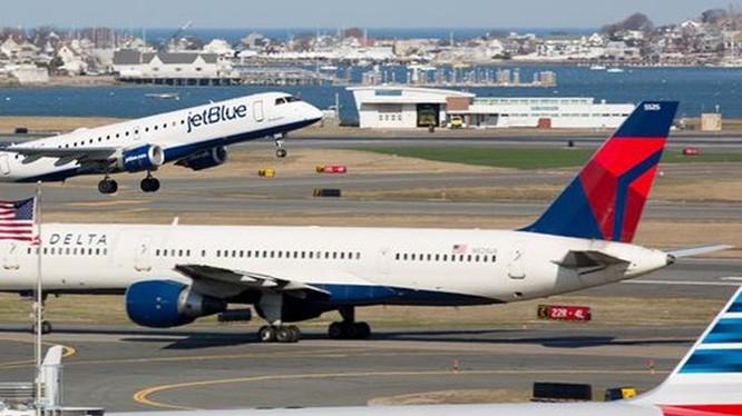 Các hãng hàng không Mỹ lãi lớn năm 2015, chiếm hơn 50% mức lãi toàn cầu - Ảnh: USA Today