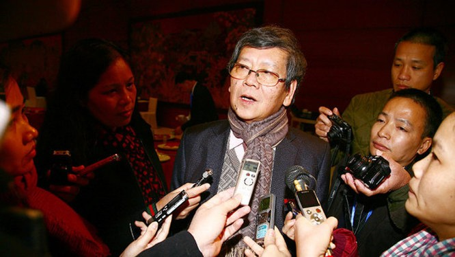 Ông Vũ Ngọc Hoàng - Ủy viên Trung ương khóa XI, Phó trưởng Ban Thường trực Ban Tuyên giáo Trung ương